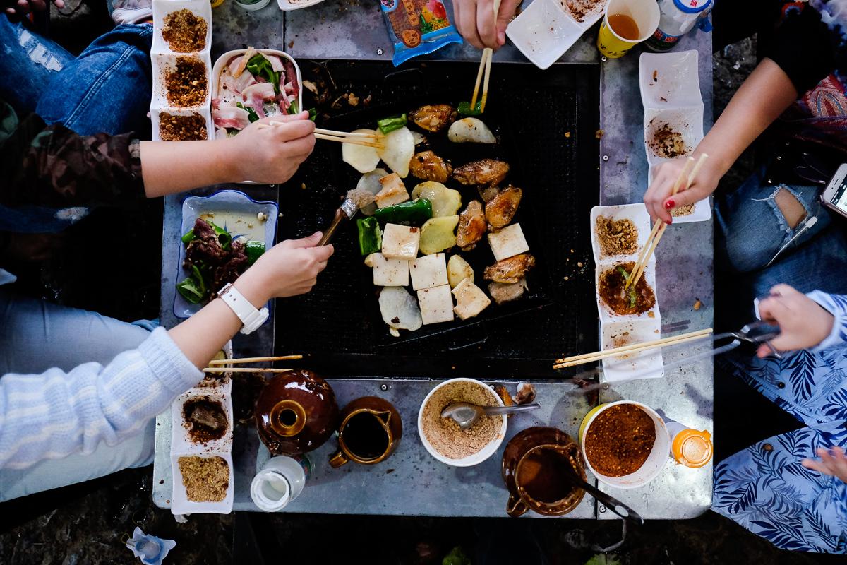 Barbecue, Lugu-style